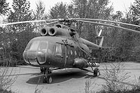 Helicopter-DataBase Photo ID:11491 Mi-8T Museum of Battle Glory 10 yellow cn:4850