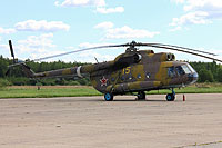 Helicopter-DataBase Photo ID:11791 Mi-8T Russian Ministry of the Interior 15 yellow cn:8438