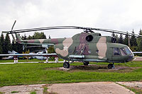 Helicopter-DataBase Photo ID:12310 Mi-8T ARZ No 121 Kubinka 17 red