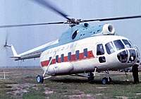 Helicopter-DataBase Photo ID:3112 V-8 Moscow helicopter plant No 329  cn:0101