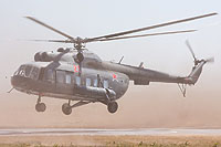 Helicopter-DataBase Photo ID:11500 Mi-8PS Russian Air Force 21 red cn:8584