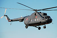 Helicopter-DataBase Photo ID:10101 Mi-8PS Russian Air Force 21 red cn:8584