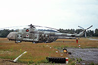 Helicopter-DataBase Photo ID:14068 Mi-8PPA 6th Independent Helicopter Squadron 21 orange cn:9797601