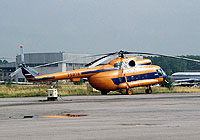 Helicopter-DataBase Photo ID:4446 Mi-8T Aeroflot (Russian Airlines) 25976 cn:7455
