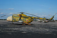 Helicopter-DataBase Photo ID:14101 Mi-8AT 41st Independent Helicopter Squadron 26 yellow cn:9733506