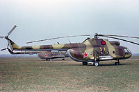 Helicopter-DataBase Photo ID:15721 Mi-8T Group of Soviet Forces in Poland 31 yellow