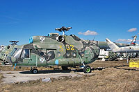 Helicopter-DataBase Photo ID:10761 Mi-8T Russian Air Force 32 yellow cn:4746