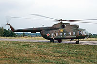 Helicopter-DataBase Photo ID:13328 Mi-8PS 226th Independent Mixed Aviation Regiment 35 yellow cn:5965