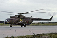 Helicopter-DataBase Photo ID:16844 Mi-8T 226th Independent Mixed Aviation Regiment 37 yellow cn:4149
