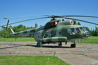 Helicopter-DataBase Photo ID:1686 Mi-8TP Russian Air Force 38 red cn:98947138