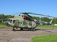 Helicopter-DataBase Photo ID:1698 Mi-8TP Russian Air Force 38 red cn:98947138