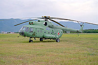Helicopter-DataBase Photo ID:455 Mi-8TP Russian Air Force 40 blue