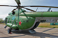 Helicopter-DataBase Photo ID:6440 Mi-8PS Russian Air Force 40 blue cn:8433