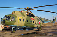 Helicopter-DataBase Photo ID:6046 Mi-8TP Russian Air Force 40 red cn:98947117