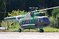 Helicopter-DataBase Photo ID:11790 Mi-8T Russian Ministry of the Interior 41 yellow cn:98943893
