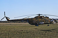 Helicopter-DataBase Photo ID:14275 Mi-8T unknown unit of the Group of Soviet Forces in Germany 43 yellow