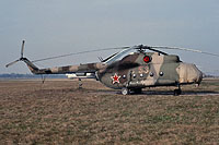 Helicopter-DataBase Photo ID:12168 Mi-8T 173rd Independent Mixed Squadron 53 red