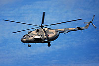 Helicopter-DataBase Photo ID:14305 Mi-8AT 439th Independent Combat Helicopter Regiment 63 yellow cn:9743805