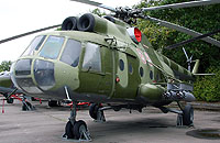 Helicopter-DataBase Photo ID:4258 Mi-8AT Museum of the Great Patriotic War Poklonnaya Gora 68 red cn:9710819