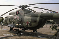 Helicopter-DataBase Photo ID:9876 Mi-8AT Museum of the Great Patriotic War Poklonnaya Gora 68 red cn:9710819