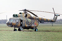 Helicopter-DataBase Photo ID:1137 Mi-8T Group of Soviet Forces in Poland 70 yellow