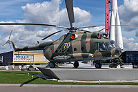 Helicopter-DataBase Photo ID:16147 Mi-8T Russian Helicopters 70 yellow cn:4231