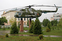 Helicopter-DataBase Photo ID:16620 Mi-8SMV Belarus Air and Air Defence Force 78 white cn:9767105