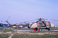 Helicopter-DataBase Photo ID:12162 Mi-8PPA 199th Independent Helicopter Squadron 80 red