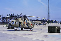 Helicopter-DataBase Photo ID:12171 Mi-8T 199th Independent Helicopter Squadron 85 red