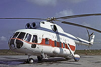 Helicopter-DataBase Photo ID:15740 V-8A Moscow helicopter plant No 329  cn:0201
