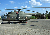 Helicopter-DataBase Photo ID:2953 Mi-8T Musee de l'Abri Hatten 698 cn:0623