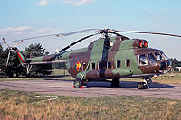 Helicopter-DataBase Photo ID:7867 Mi-8PS Transport Aviation Regiment 44 735 cn:10598