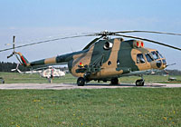 Helicopter-DataBase Photo ID:3228 Mi-8TVK Combat Helicopter Regiment 5 750 cn:10576