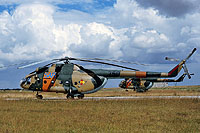 Helicopter-DataBase Photo ID:14602 Mi-8TVK Combat Helicopter Regiment 5 750 cn:10576
