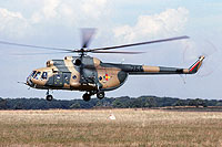 Helicopter-DataBase Photo ID:14583 Mi-8TVK Combat Helicopter Regiment 5 764 cn:10581