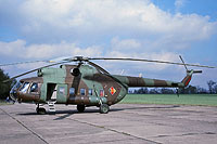 Helicopter-DataBase Photo ID:14603 Mi-8PS Transport Aviation Regiment 44 911 cn:10733