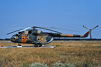 Helicopter-DataBase Photo ID:14604 Mi-8T Transport Helicopter Regiment 34 925 cn:10542