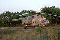 Helicopter-DataBase Photo ID:12306 Mi-8TVK Combat Helicopter Regiment 3 933 cn:10587