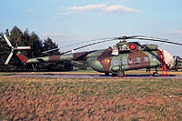 Helicopter-DataBase Photo ID:7868 Mi-8PS Transport Aviation Regiment 44 945 cn:105107