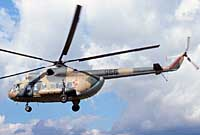 Helicopter-DataBase Photo ID:2549 Mi-8PS Helicopter Training Regiment 35 966 cn:10551