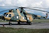 Helicopter-DataBase Photo ID:2550 Mi-8PS Helicopter Training Regiment 35 976 cn:10532