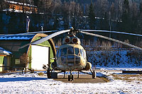 Helicopter-DataBase Photo ID:8026 Mi-8PS Knaus Helicopter  cn:10585