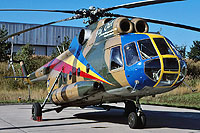 Helicopter-DataBase Photo ID:6705 Mi-8TVK Heeresfliegerstaffel 80 93+71 cn:10579