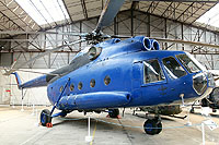 Helicopter-DataBase Photo ID:11941 Mi-8TVK Museum ALAT and Helicopter Museum 94+08 cn:10568