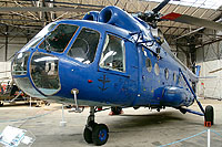 Helicopter-DataBase Photo ID:11942 Mi-8TVK Museum ALAT and Helicopter Museum 94+08 cn:10568