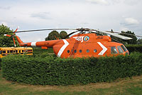 Helicopter-DataBase Photo ID:13429 Mi-8T Het Land van Jan Klaassen 1234 cn:10526
