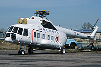 Helicopter-DataBase Photo ID:10666 Mi-8PS Moldovan Government ER-MGJ cn:10734