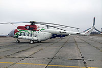 Helicopter-DataBase Photo ID:13313 Mi-8PS Pecotox Air ER-MHN cn:8562