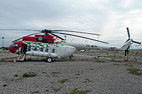 Helicopter-DataBase Photo ID:16612 Mi-8PS Pecotox Air ER-MHN cn:8562
