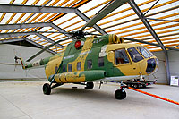 Helicopter-DataBase Photo ID:11885 Mi-8PS Estonian Aviation Museum ES-PMA cn:10532